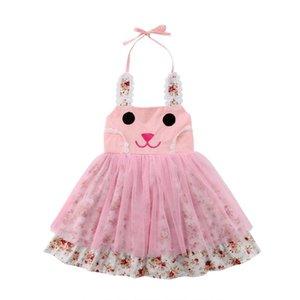 2020 طفل الطفل بنات لطيف الزهور تول توتو حزب فستان الزفاف عطلة بنات اللباس فستان الشمس الملابس