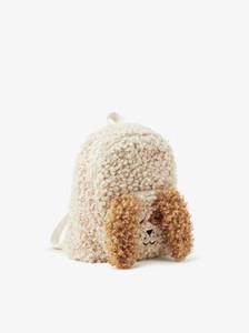 شولدرز فاخر الطفل كيد الكلب أزياء للجنسين مصمم حقيبة إمرأة كتف حقيبة رجال العلامة التجارية حزمة المراهقين المدرسية 2020803Z
