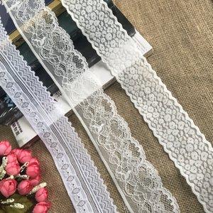 1 Meters S1278 Width 3-11cm fleur brodée dentelle bordure de tissu rubans pour bricolage couture matériaux faits à la main accessoires