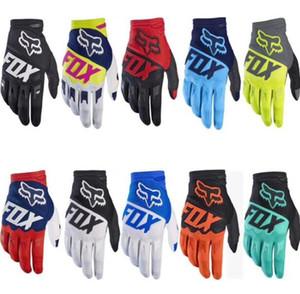 2020 nouveaux gants montagne gants de vélo équitation hors route descente vélo moto FOX long doigt de course complet des gants de doigts