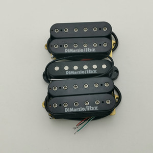 DiMarzio IBZ Alnico5 Guitar Pickups RG2550   RG2570 HSH Electric Guitar Pickup N M B 1 Set