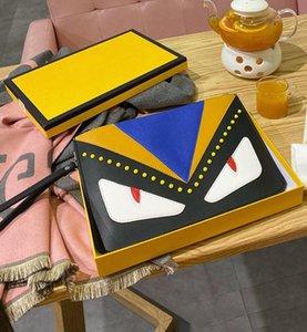 프레임 28cm로 최고 3A 품질 지갑 패션 핸드백 핸드백 창조적 인 만화 가죽 가방 지갑 여성 가방