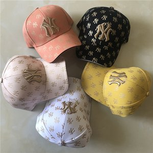High Quality Designer Men's Baseball Caps Women Casual Outdoor Sports Hat Fashion Ladies Sun Hats Brand Caps Tide Embroidery Knit Hats A990
