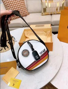 F043 New Fashion Shoulder Bags Chain Men's and Women's Classic Handbags PU High Quality Crossbody Bags Hot Sale messager handbags purse