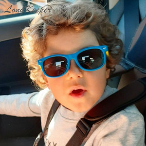 New Kids Polarized Sunglasses 2020 TR90 Boys Girls Sun Glasses Silicone Safety Glasses Gift For Children Baby UV400 Eyewear