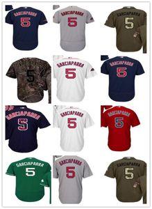 حررت سفينة مخصصة بوسطن BostonRed سوكس 5 نومار غارسيابارا البيسبول جيرسي ريد سوكس الرجال ارتداء البيسبول النساء قمصان الشباب