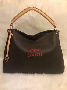 Atacado Couro Moda de Nova Pu Brown flor Bolsas mulheres sacos sacos de ombro Bolsa Senhora Bolsa Messenger Bag