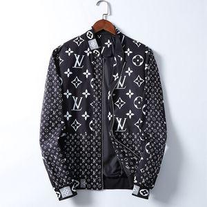 2020 Mode Paris Europas Sportswear Design-Jacken der Männer voller Reißverschluss-Sweatshirt klassische paar Männer Designer-Jacke