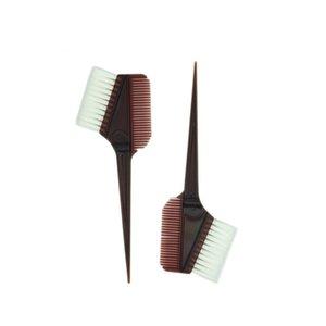 Saç Rengi Boya Bowl Tarak Fırçalar Araç Seti Seti Başlı Fırçalar Ton Boyama Boya Bowl Tarak Fırça İkiz