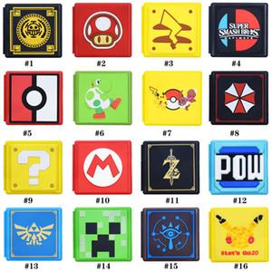 6 farben 12 in 1 Für NS Game Card Fall Aufbewahrungsbox Für Nintend Switch Game Memory SD Kartenhalter Carry Cartridge Box