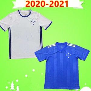 2020 2021 بالقميص CRUZEIRO كرة القدم البرازيل FRED ROBINHO تياجو نيفيز كرة القدم قميص 20 21 منزل الأزرق بعيدا أبيض كروزيرو LUCAS ROMERO