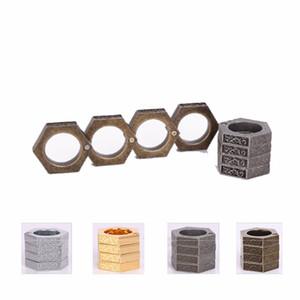 Liga Mão Fivela Latão Knuckle Duster Equipamento de Auto-defesa 4 Cores Borboleta EDC Engrenagem de Proteção Ao Ar Livre Auto-Defesa Ferramenta