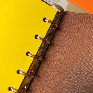 18CM 14CM ANELLO AGENDA Cover Designer mens Notebook Moda Donna con la nuova scatola