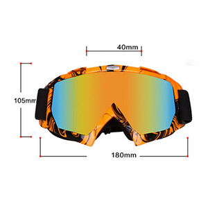 Оптово-Brand Ski Goggles Big Ski Mask очки лыжи Мужчины Женщины снег сноуборд очки