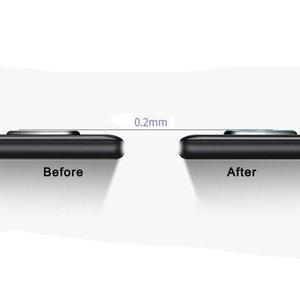 Vivo NEX için 2PCS 7.5H temperli cam Ekran Kamera Lens Koruyucu Film Görevlisi