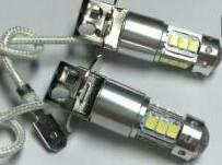 H3 3030 16SMD LED Auto Ampoule Brouillard ligte