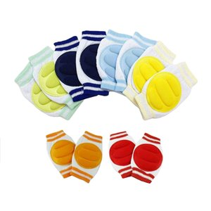 1Pair New Colour Baby Knee Pads Protector Kids Safety Crawling Elbow Knee Protective Infants Toddlers Crawling Knee Protectors