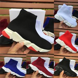 양말 남성 여성 스니커즈 화이트 아이 로얄 패션 신발 2020 신발 속도 트레이너로 돌아 가기 레드 플랫폼 캐주얼은 36-45을 EUR