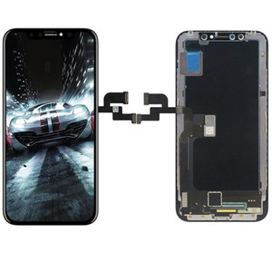 Grade For iphone X OLED XS XR TFT With 3D Touch Digitizer Assembly No Dead Pixel LCD Screen Replacement Display