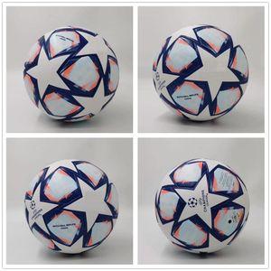 2020 2021 campeão europeu bola de futebol de tamanho 20 21 final KYIV PU 5 bolas grânulos antiderrapante futebol Frete grátis