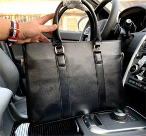 Designer Luxury Briefcases Men Simple and Versatile Men's Briefcase Fashion CFY2003043