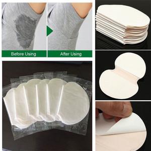 20 piezas axilas sudor almohadillas absorbente desechable absorbente axilas sudor Pad etiqueta escudo antitranspirante desodorantes almohadillas