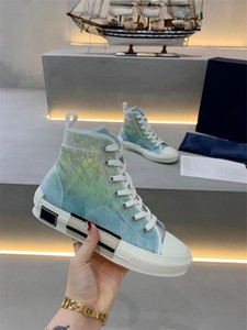 New Fashion Designer Shoes haute Top Outdoor canva Femmes Chaussures Black Bottom Souliers simple 35-45 xr20042501