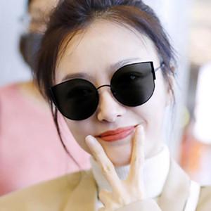 Fashion Cat Eye Sunglasses Women Brand Designer Vintage Retro Sun Glasses Female Fashion Cateyes Sunglass Uv400 Shades rzPff