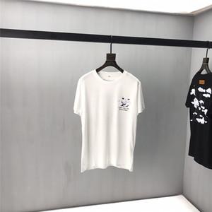 Imprimir personalizado en su camiseta de los hombres de DIY su foto o un logotipo igual que la tapa blanca Tees Mujeres y Niños ropa modal de la camiseta Tamaño de la UE Tamaño unisex
