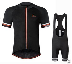 Black cycling jersey Short Sleeve 2019 Maillot ciclismo, bike riding Breathable clothes, bicycle Motorcycle cycling Cllothing D27 18RLV9RF