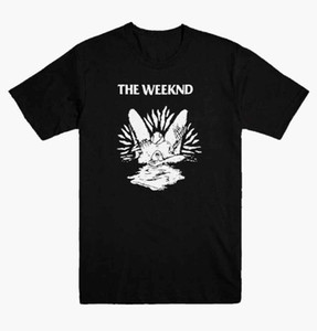 The Weeknd Starboy Deadhead Star RB Футболка мужская унисекс музыка S-3XL тройник