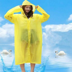 Unisex Waterproof Jacket Clear Raincoat Rain Coat Hooded Poncho Rainwear Men Unisex Waterproof Jacket Clear Raincoat Rain Coat Hooded Kbqyz