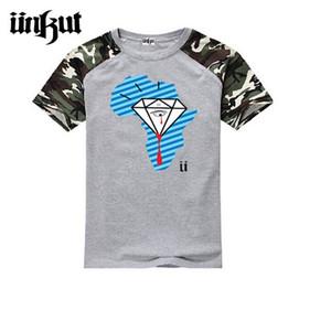 A810742 s-5xl Novo Estilo unkut T-shirt Moda Rock T dos homens Tops Coloridos Camisas de Manga Curta De Couro, venda quente