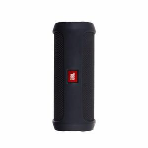 2018 Yeni Esnek Dayanıklı Silikon Kapak Taşıma çantası Kol Kılıfı JBL Flip 4 Flip4 Için Kablosuz Bluetooth Hoparlör
