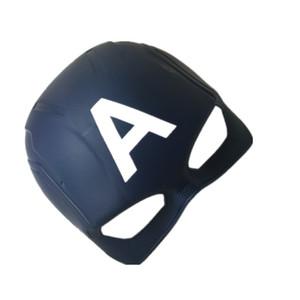 2020 Máscara Capitão América Cosplay Halloween Party Super Hero Máscaras dos desenhos animados Avengers Alliance Costume Masquerade Costume