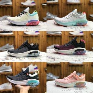 New Designer Joyride Run FK Hommes Femmes Chaussures de course Cheap Triple Université Noir Rouge Blanc Voile Knit Blanchi CC3 Chaussures Sport Chaussures