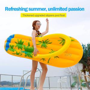 2019 горячие надувные тапочки плавательный ряд взрослый бассейн плавать творческий бассейн вечеринка пляж плавать летний бассейн водные игрушки для взрослых
