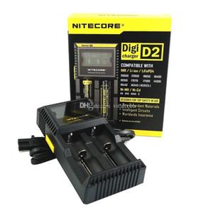 IMR 리튬 이온의 Ni-MH 니켈 카드뮴 충전지 스마트 충전기 intellicharger Digicharger의 LCD 디스플레이 D2 범용 nitecore