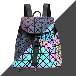 2020 Brand Fashion Luxury Designer Bags New Shoulder Bag Handbag Handbag New Geometry Ling Grid Laser Package021 #919
