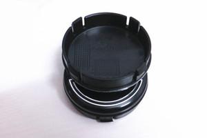 100 قطع 64 ملليمتر فولفو عجلة مركز قبعات محور غطاء سيارة شعار شارة أسود / رمادي / أزرق c30 c70 s40 v50 s60 v60 v70 s80 xc90