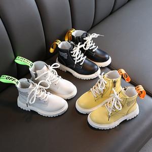 Crianças Martin Botas Meninos Calçados Crianças Sneakers Big Chaussures Enfants Running Shoes Formadores crianças Designer SHOs Meninos