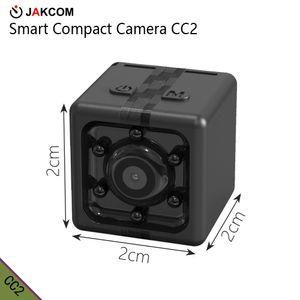 JAKCOM CC2 Kompakt Kamera Spor Içinde Sıcak Satış Eylem Video Kameralar kaset çalar cep kapak olarak ikinci el dizüstü