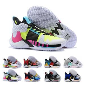 Noticias ¿Por qué no es cero 2.0 zapatos de baloncesto de PE para hombre zapatillas de deporte de Jumpman Russell Westbrook II zapatillas de deporte Zer0.2 formadores de diseño Zapatos Zapatos