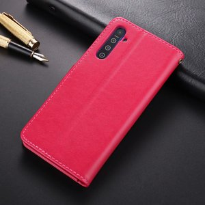 Para BBK Vivo Y9S V17 Classic Case cubierta delgada del tirón de lujo original de la PU Funda de piel para BBK Vivo Y9S V17
