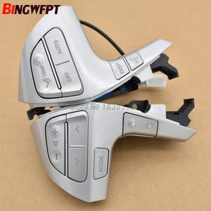 Alta qualità 84250-06180 8425006180 Interruttore di controllo audio del volante Bluetooth per Toyota Camry 2006-2011
