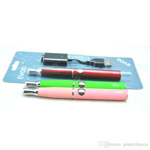 최신 건식 허브 왁스 기화기 분무기 전자 담배 Evod 물집 키트 EGO-D 프라이팬 분무기 일치 Evod 배터리