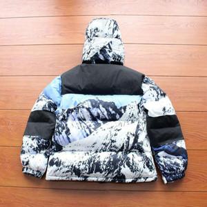 BFashion-rand New Mountain Baltoro Piumino 17FW Mens Designer Giacche Donna Windbreaker Luxury Jacket Warmth Winter Jacket Capispalla