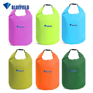 Outdoor swimming Waterproof Bag Camping Rafting Storage Dry Bag with Adjustable Strap Hook 5 Color 10L 20L 40L 70L DLH180