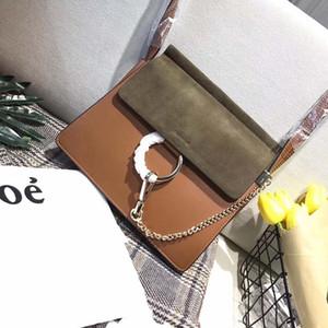 célèbre designer C Faya sacs en bandoulière classique femmes chaîne cuir véritable luxe sacs à main sac à bandoulière célèbre bourse concepteur femal de haute qualité