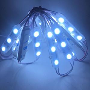 Samsung backlights 3 leds Led Module Light Waterproof IP68 Led Sign Lighting SMD 5630 Led Light DC 12V